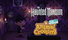Super Fan Recreated The Haunted Mansion in 'Animal Crossing: New Horizons'. Welcome Foolish Mortals! Since the Grim Grinning Ghosts can not come out to socializ The Haunting, Madame Leota, Disney College Program, Disney Games, Disney World Parks, Animal Crossing Game, Disney Addict, Universal Orlando, The Grim