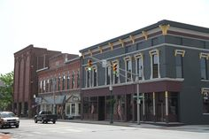 Noblesville Indiana, Hamilton County, via Flickr.