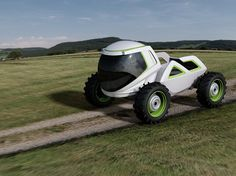 As our technology progress is getting faster and faster, so does automotive world. Zishan Pathan, an automotive designer, wants to apply the same principle when designing NEO, he wanted to give a new face to agricultural tractors.