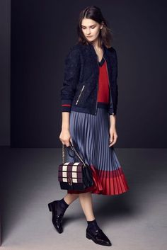 Marks & Spencer Autumn Winter 2016 Collection Review | British Vogue
