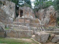 Ildebranda tomb #cittàdeltufo #maremma #tuscany