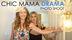 Chic Mama Drama - Photo Shoot (Rebecca Gayheart) - YouTube Rebecca Gayheart, Prom Dresses, Formal Dresses, Fashion Shoot, Kardashian, Photo Shoot, Drama, Actresses, Chic