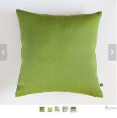 Throw cushion
