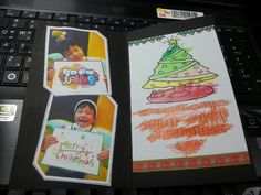 아빠에게 주는 크리스마스 카드