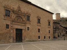 Palacio de Avellaneda. Peñaranda de Duero
