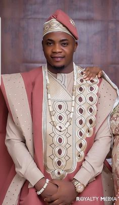 Here are some lovely African Royal dressing for the men. African Wear Styles For Men, African Dresses Men, African Attire For Men, African Clothing For Men, African Shirts, Latest African Fashion Dresses, African Men Fashion, African Outfits, Agbada Styles