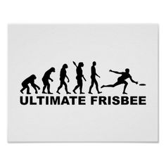 Evolution Ultimate Frisbee