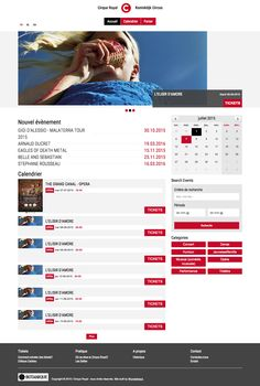 Drupal 8 site, build by Wunderkraut BE,  UI and design by Wunderkraut NL