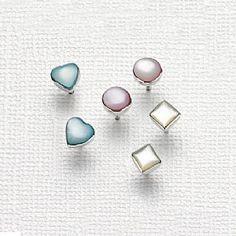 Tiny Shells Earrings