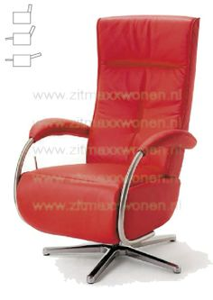 Relaxfauteuils Relaxfauteuil Chairs with choices Alain relaxstoel Fabulous Five Fabulous Five toekomst