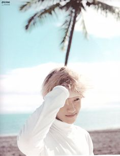 SCAN #Baekhyun #EXO Dear Happiness #Photobook