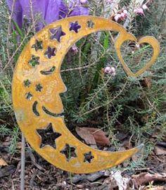 Artistic Hand-Crafted Garden & Yard Metal Art / Garden Decor – TJB ...