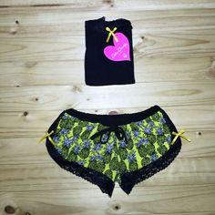Pijama cachetero