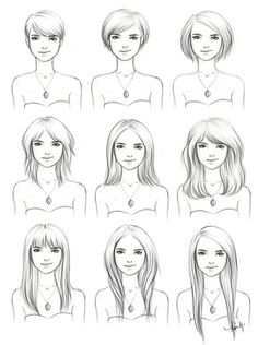 Steps for growing out hair