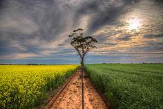 Dividing Line (photography, photo, picture, image, beautiful, amazing, travel, world, places, nature, landscape)