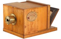 World's Most Expensive  Production Auction Camera. The wood-built sliding-box camera changed owners for $ 942,000 and thus became not only the oldest but also the most expensive auction camera in the world. We can create with the best materials the authentic replica. Price starts from $17,750 for more info send us email