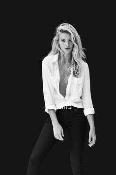 Afbeeldingsresultaat voor white blouse editorial