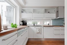Moderni keittiö, Etuovi.Asunnot, 56b9ca45e4b09002ed15150d - Etuovi.com Sisustus