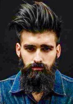 Mens Hair & Beard