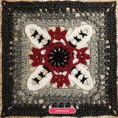"KalevalaCal 2017 12. ""Kasvun ihme"" Afghans, Blanket, Sewing, Crochet, Crafts, Pattern, Dressmaking, Manualidades, Couture"