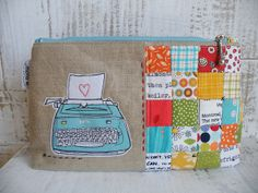 Pretty Little Pouch Swap - front by monaw2008, via Flickr