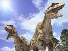 BBC Worldwide unveils plans for 3D dinosaur movie | If you thought Walking With Dinosaurs was scary in two dimensions just wait for a Full HD 3D dinosaur movie Buying advice from the leading technology site