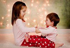sibling christmas card