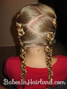 Cute for when she might let me braid her hair...