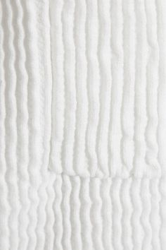 White Dress Texture | J.W. Anderson