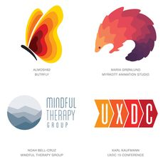 Tendencias de diseño de Logos 2016 | El poder de las ideas