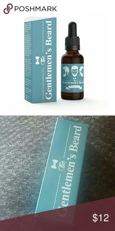 The Gentlemen's Beard Bay Rum Beard Oil ? 1 oz The Gentlemen's Beard Bay Rum Beard Oil ? 1 oz Accessories