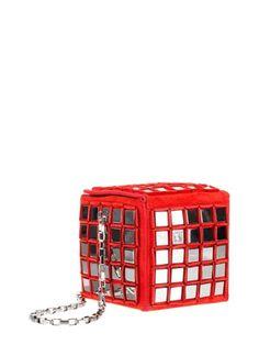 TOMASINI PARIS Stanley crossbody cube bag