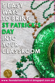 St Patrick's Day ideas for early years classroom. Perfect for primary school teachers, download free St Patrick day ideas. #foundationintofirst #stpatricksday #ireland #activities #kids Primary School Curriculum, Primary School Teacher, Primary Activities, Social Studies Activities, 5th Grade Social Studies, Free Activities, Holiday Activities, Elementary Teacher, Kindergarten Activities