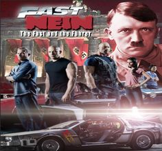 """After you watch the Fast 8 trailer read the entire script for """"Fast Nein: The Fast & The Fuhrer"""" http://ift.tt/1pGSDyN #timBeta"""