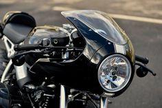 Bike Bmw, Bmw Motorcycles, Vintage Motorcycles, Bmw Motorbikes, Triumph Cafe Racer, Cafe Racer Bikes, Bmw Dealer, Cafe Racer Magazine, Nine T