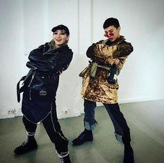 ¿CL de 2NE1 y G-Dragon de BIGBANG estuvieron juntos en París?