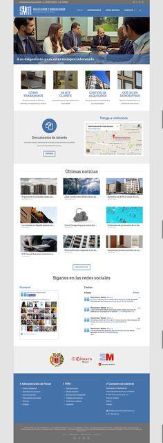 Diseño web Soluciones y Medicaciones