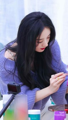 Cheng Xiao, Digital Art Girl, Beyblade Burst, Chinese Actress, Korean Girl, Actresses, Actors, Cute, Anime