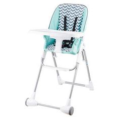 Evenflo® Symmetry™ High Chair - Spearment Spree