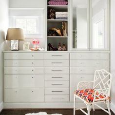 Ikea Closets Design Ideas, Pictures, Remodel, and Decor - page 10