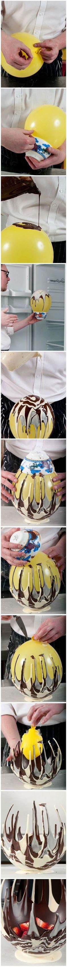 Chocolate Bowl, Wow!
