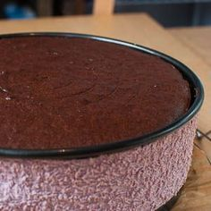Tipp: Tortenboden gerade backen