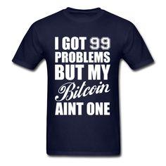 Bitcoin Store - Mens Bitcoin T Shirt | Bitcoin T Shirt Store