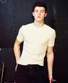 Shawn for Notion magazine