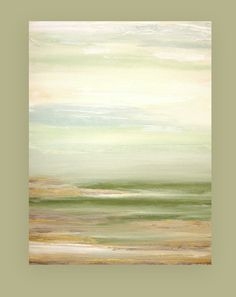 Art and Collectibles Seascape Painting Acrylic by OraBirenbaumArt