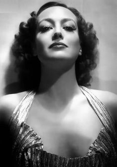 Joan Crawford | Photography by George Hurrell