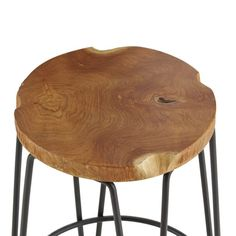 Origin Backless Counter Stool | Crate and Barrel