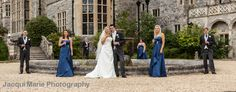 Beautiful Group Wedding Photography at Rhinefield House, New Forest, Hampshire by Jacqui Marie Photography. VISIT http://jacqui-marie-photography.co.uk for details.