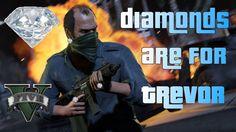 GTAV Online Missions PS4 (Diamonds Are For Trevor) #7
