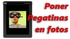 Cómo Poner Pegatinas en Fotos de Twitter | iPad Fácil